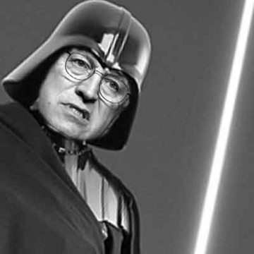 Dick Cheney en Dark Vador